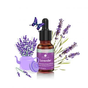 Lavender-Steam